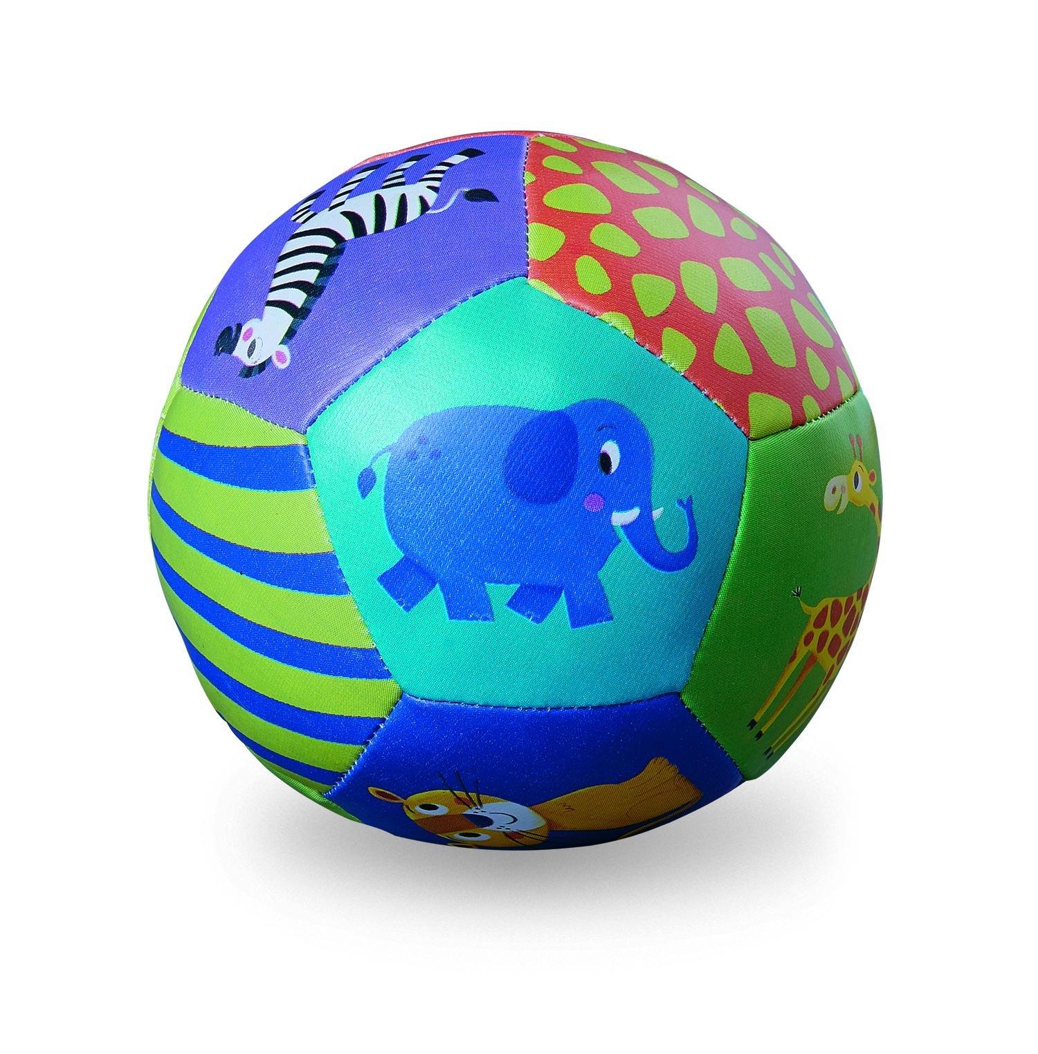 Мягкий мяч Crocodile Creek Ферма