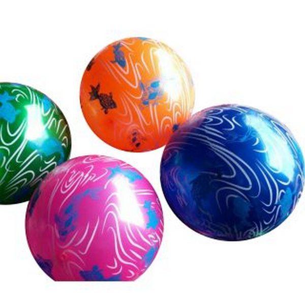 Купить Мяч Shantou Gepai Рыбки 23 см, в ассортименте, Детские мячи