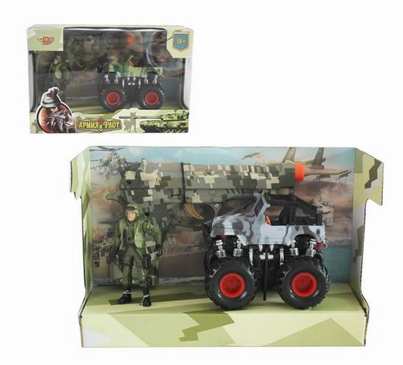 Набор Yako Toys Армия и Флот M0055-1