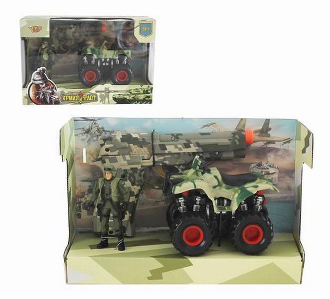 Набор Yako Toys Армия и Флот M0055-8