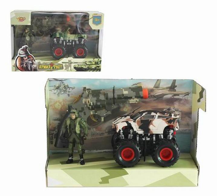 Набор Yako Toys Армия и Флот M0056-2