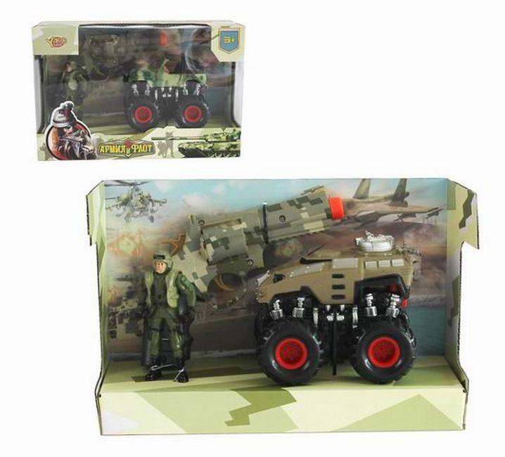 Набор Yako Toys Армия и Флот M0056-4