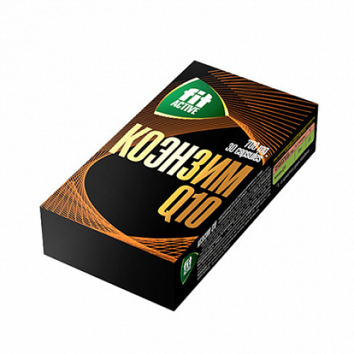 Коэнзим Q10 FitParad 700 мг 30 шт.
