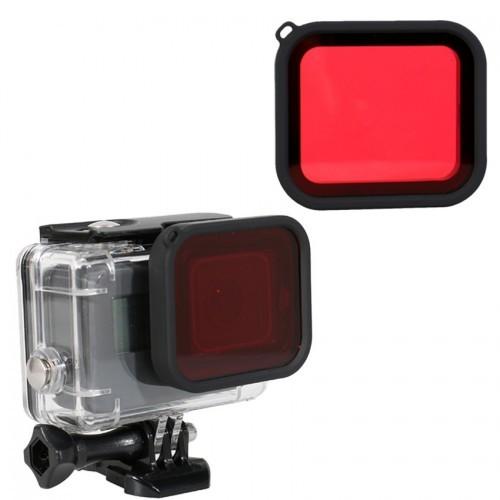 Подводный фильтр на аквабокс Telesin для GoPro