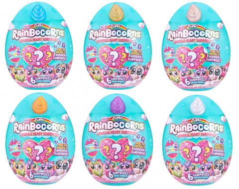 Мягкая игрушка ZURU RainBocoRns мини в яйце с аксессуарами, в ассортименте