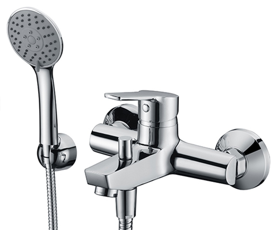 Смеситель для ванны и душа WasserKRAFT Rhin 4401