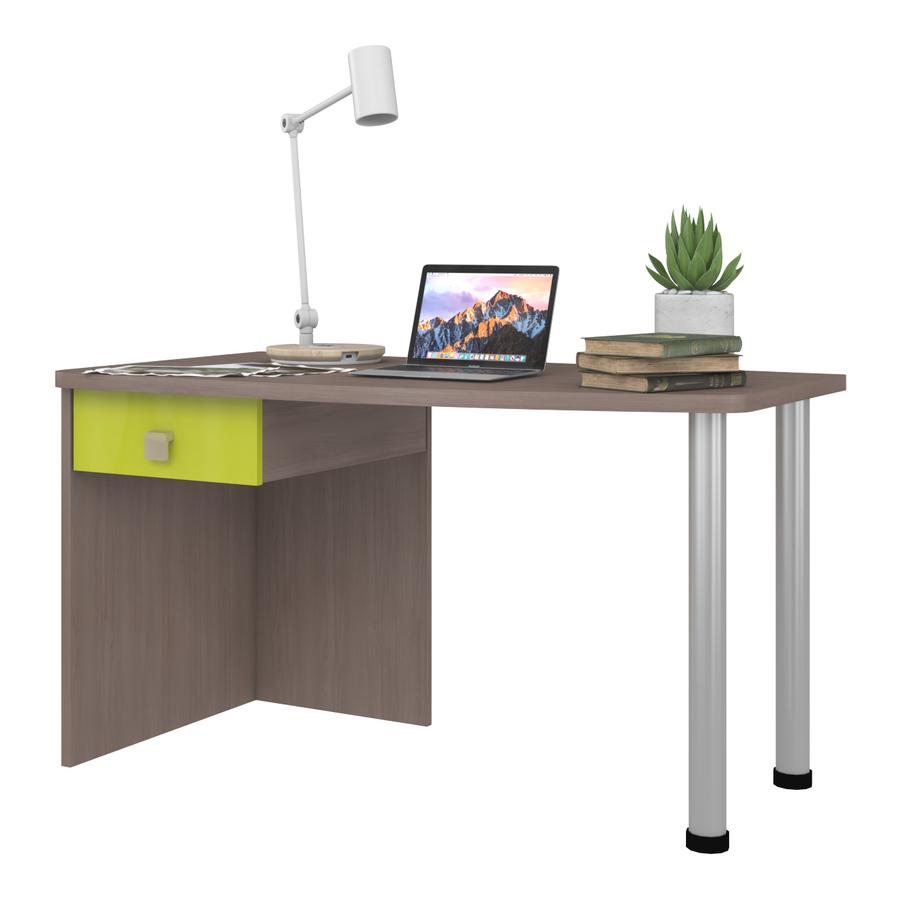 Компьютерный стол Lazurit Тиана 5435ал 5435ал, орех