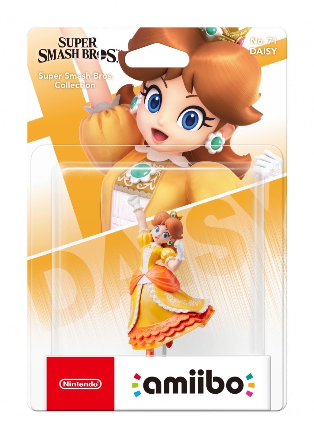 ФигуркаAmiiboДейзи(коллекцияSuperSmashBros.)для Nintendo