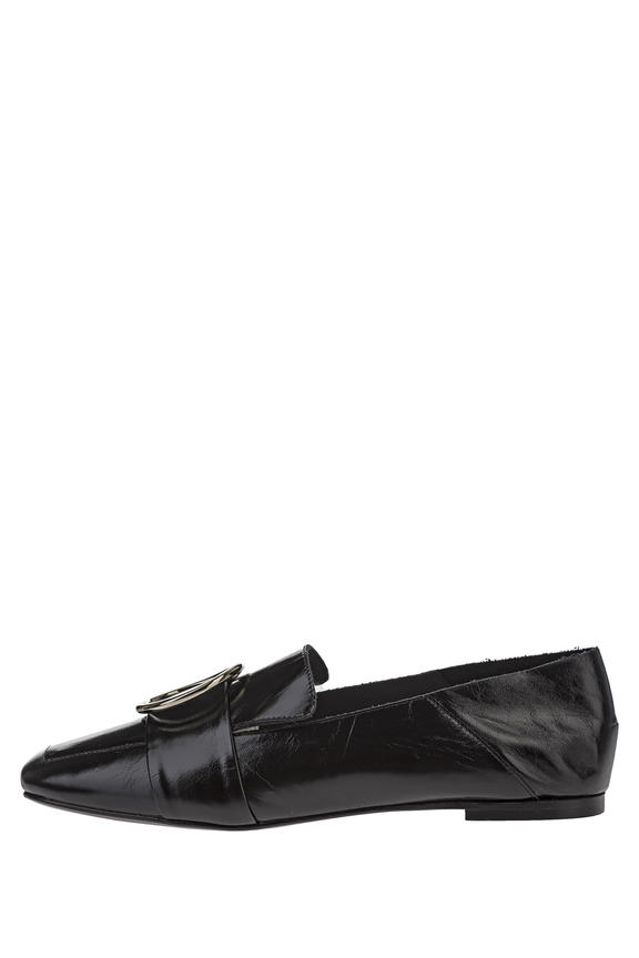 Лоферы женские Jonak 6000556 черные 38 FR