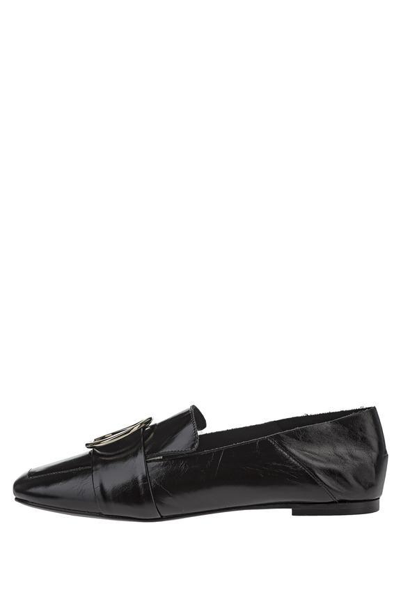 Лоферы женские Jonak 6000556 черные 39 FR