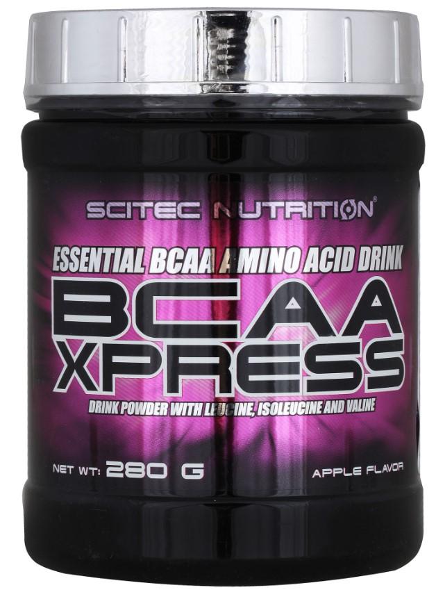 Scitec Nutrition Аминокислоты BCAA Xpress, 280 г, вкус: яблоко