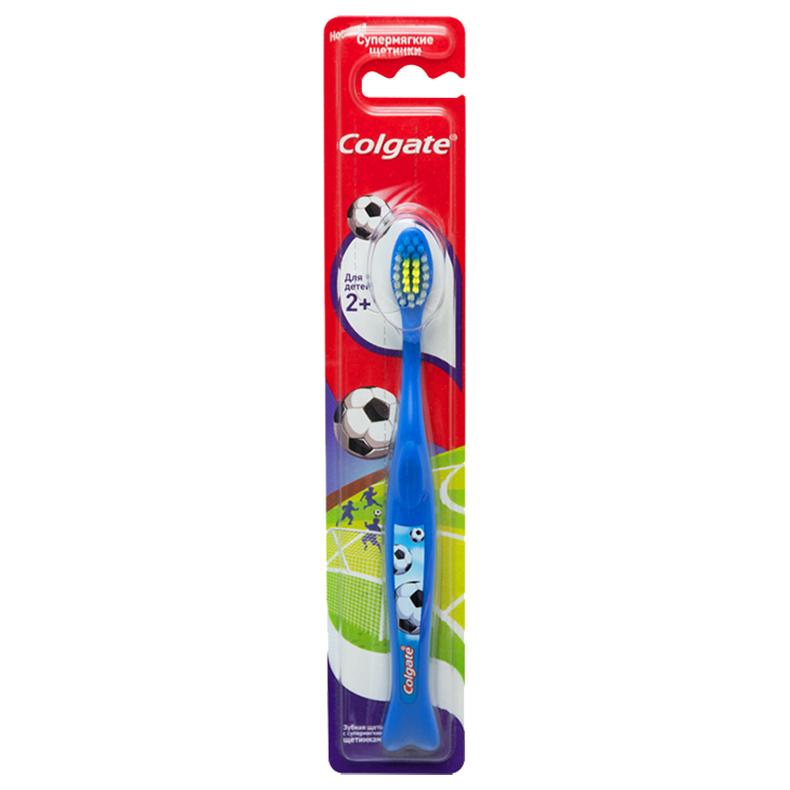 Купить FVN51811/FCN20730, Зубная щетка Colgate Для детей 2+,