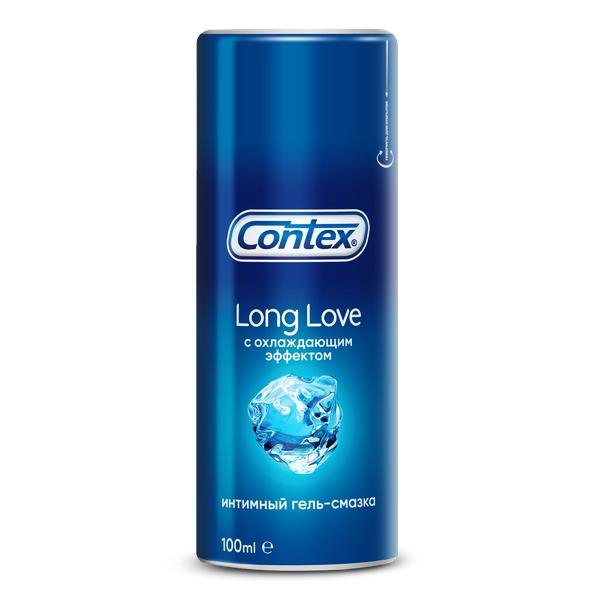 Гель-смазка Contex Plus Long Love 100 мл