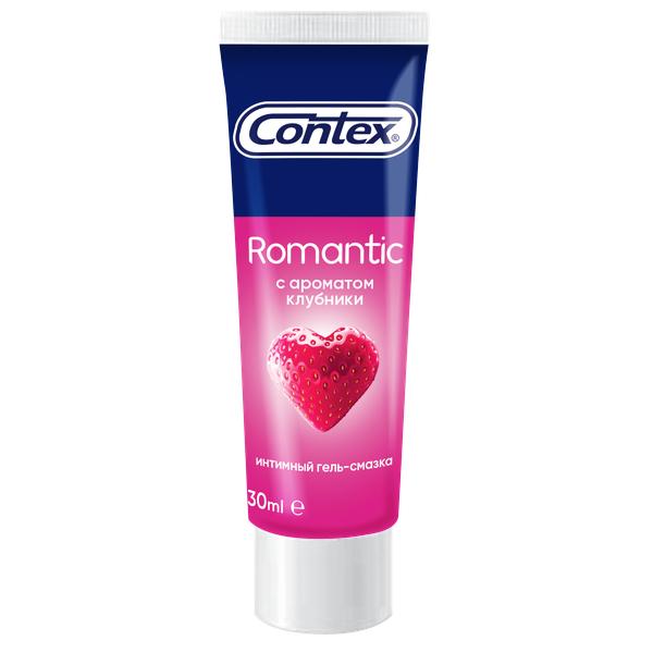 Купить Гель-смазка Contex Plus Romantic 30 мл