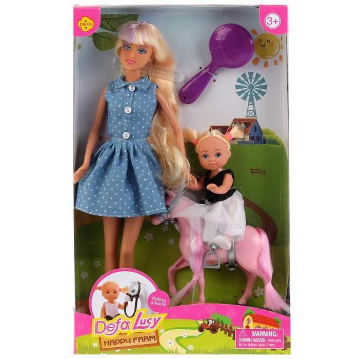 Набор из 2 кукол Defa Lucy Дефа Люси Мама с дочкой