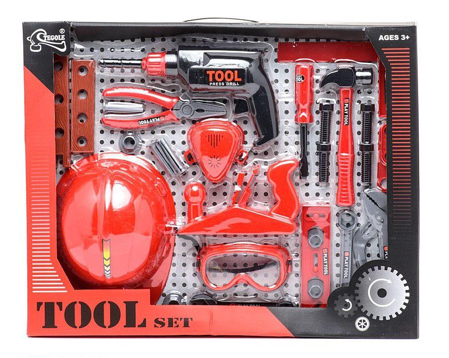 Купить Набор инструментов Shantou Gepai Tool Set, 27 предметов,