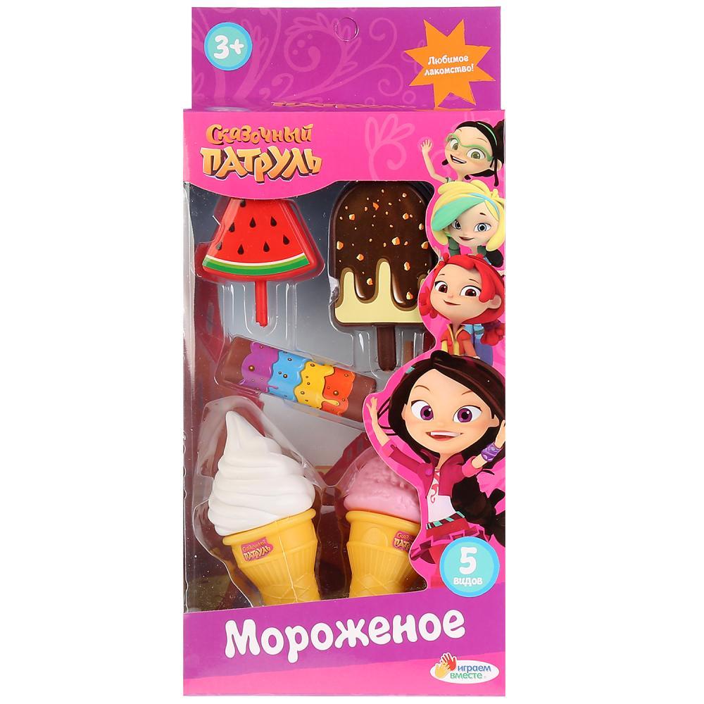 Набор продуктов Играем Вместе Сказочный патруль Мороженое