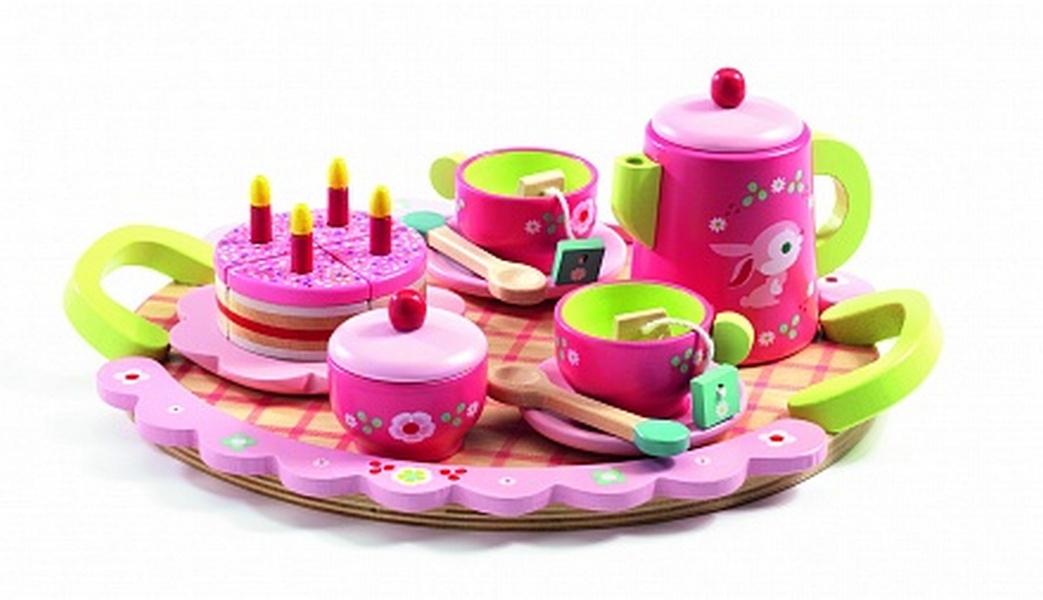 Набор ролевой игры Djeco Чайная вечеринка Лили