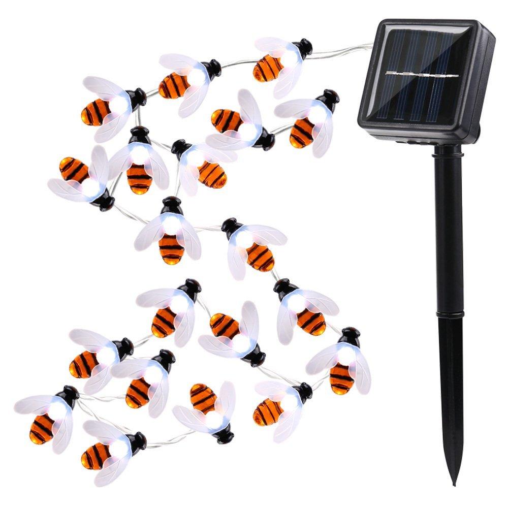 Садовая гирлянда СТАРТ на солнечной батарее Пчелы
