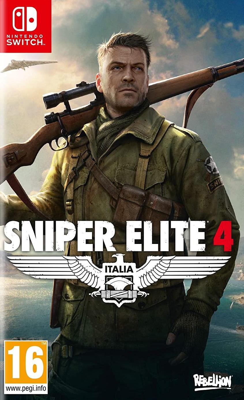 Игра Sniper Elite 4 для Nintendo Switch