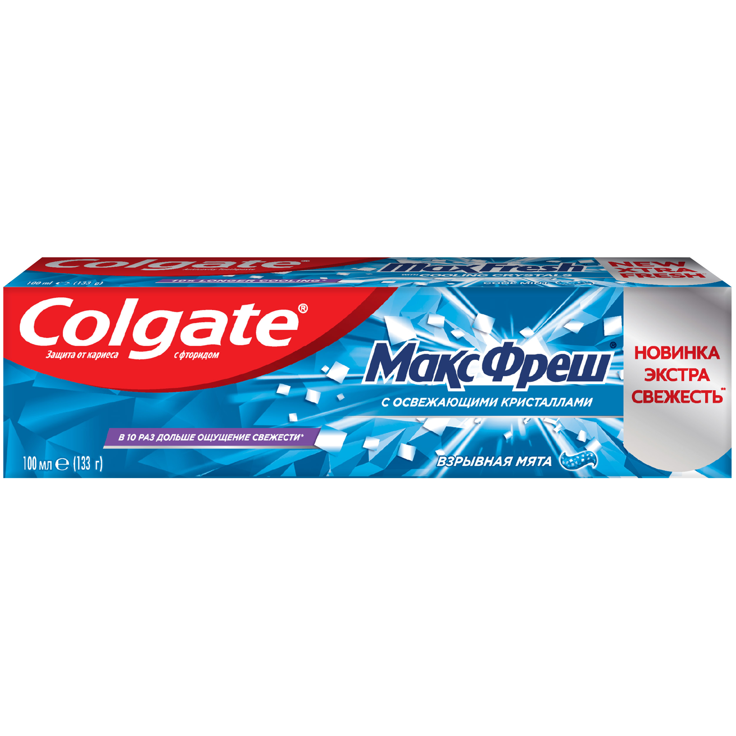 Зубная паста Colgate Макс Фреш Взрывная мята