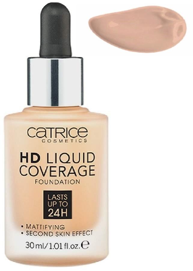 Тональный крем CATRICE HD Liquid Coverage Foundation