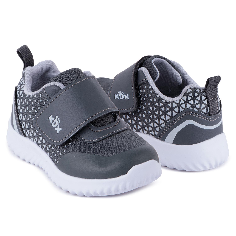 Купить Кроссовки для детей Kidix LXS21-17 grey серый 23,