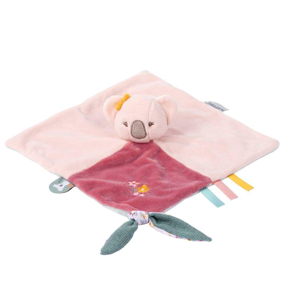 Купить Игрушка мягкая Nattou Doudou (Наттоу Дуду) Iris & Lali Коала 631112,