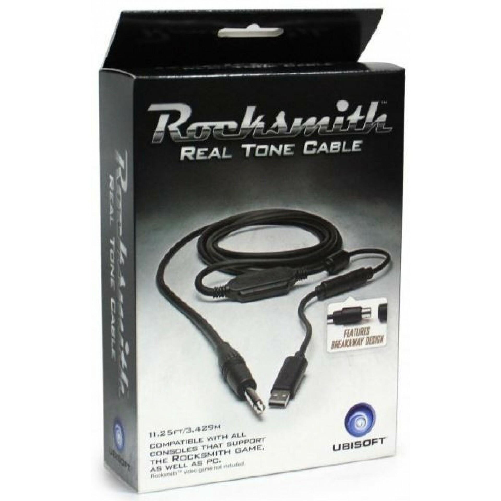 Кабель Rocksmith Real Tone для игры Rocksmith
