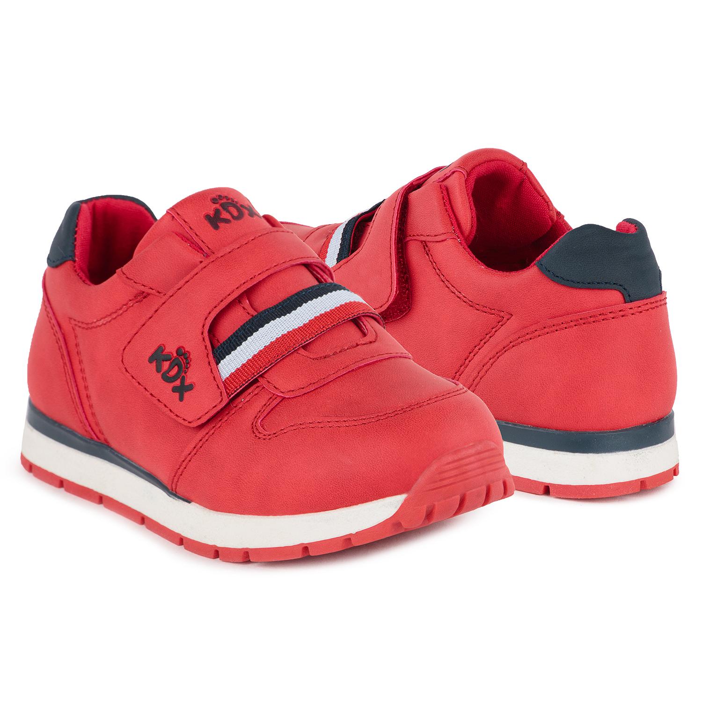 Купить Ботинки для детей Kidix SKYS21-25 red красный 32,