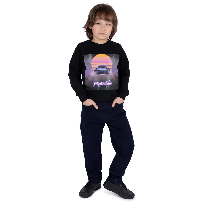 Купить Джинсы для детей Fun Time DS211-b4-1-368 синий 152,