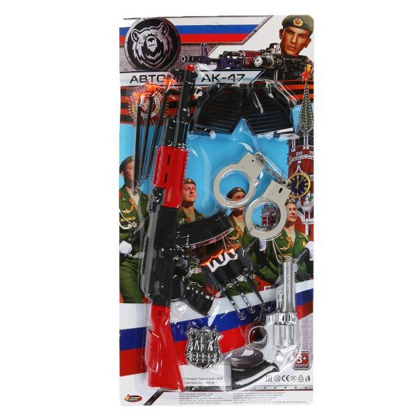 Набор оружия Играем Вместе Военный B1785021 R