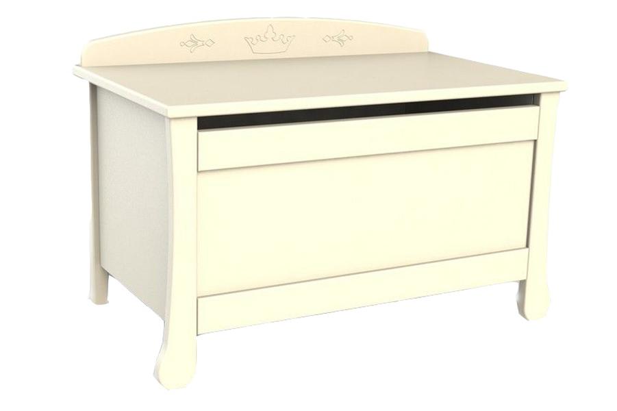 Ящик Fiorellino Crown (Фиореллино Краун) для игрушек ivory