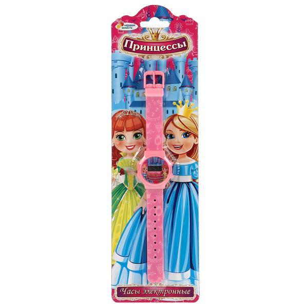 Часы Принцессы Играем Вместе