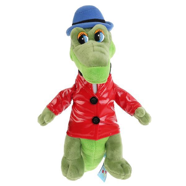 Купить Мягкая игрушка Мульти-Пульти Союзмультфильм Крокодил Гена 21 см,
