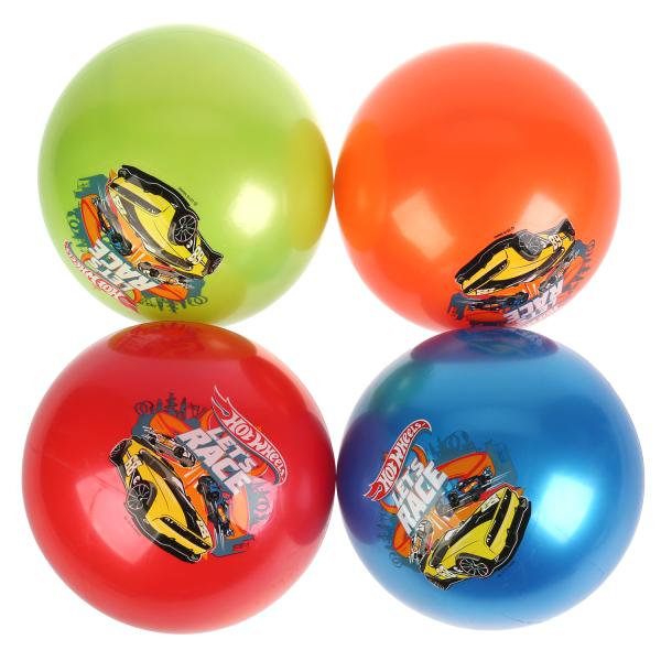 Мяч Играем Вместе Hot Wheels 23