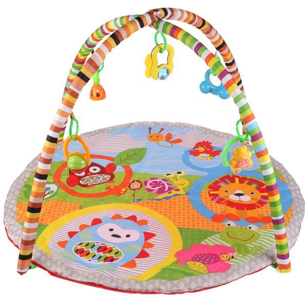 Детский игровой коврик УМка Удивительные открытия