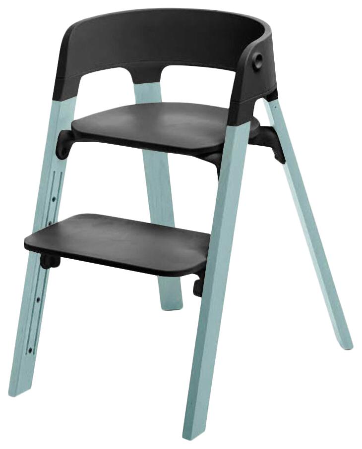 Комплект Stokke Steps: ножки Aqua Blue 349409