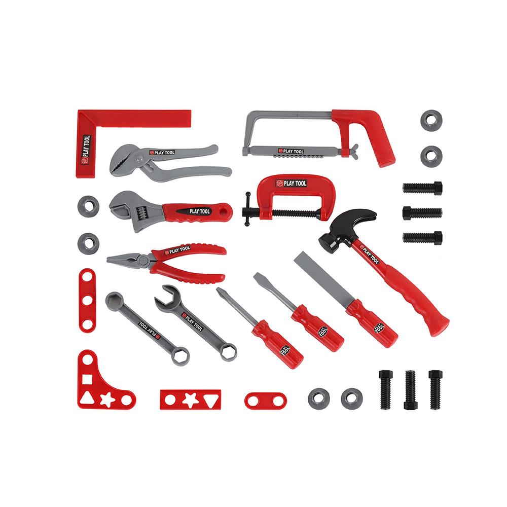 Набор игровой Джамбо Тойз Инструменты, 28 предметов