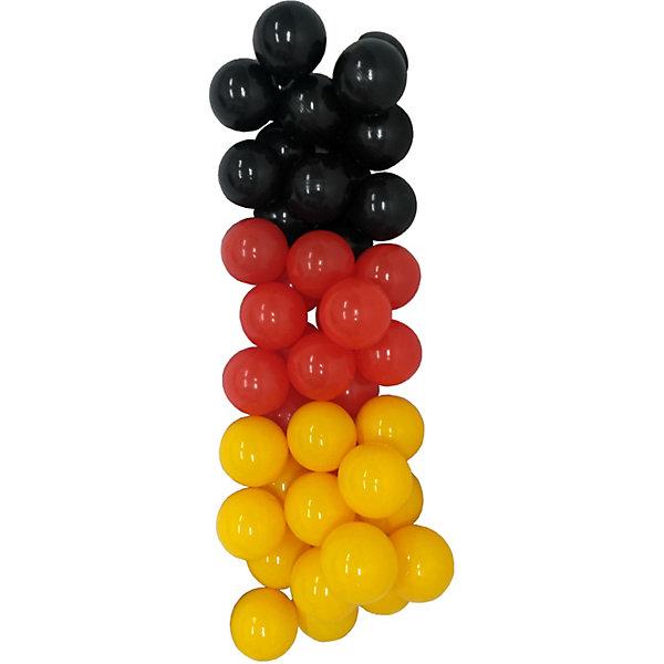 Комплект шариков Германия серия флаги 50
