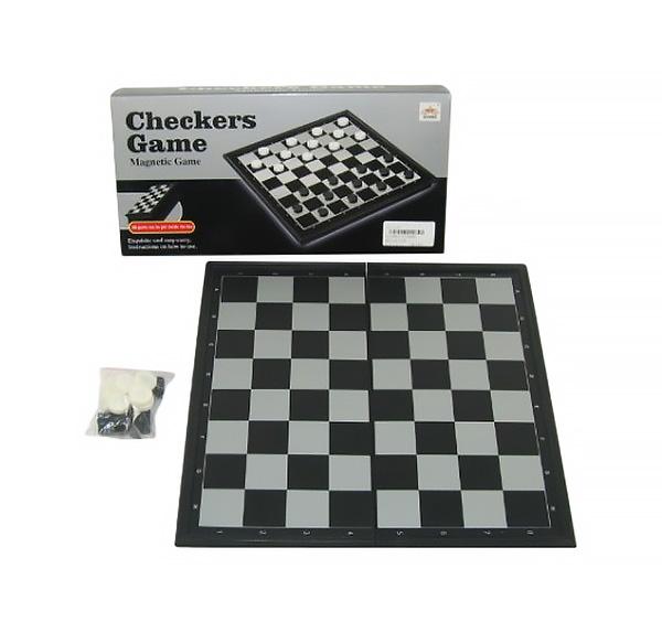 Магнитная шашки Shantou Gepai B523895