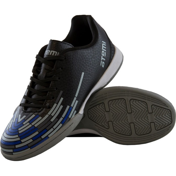 Бутсы Atemi SD400 Indoor, черный/синий/серый, 44 RU SD400 Indoor по цене 1 460