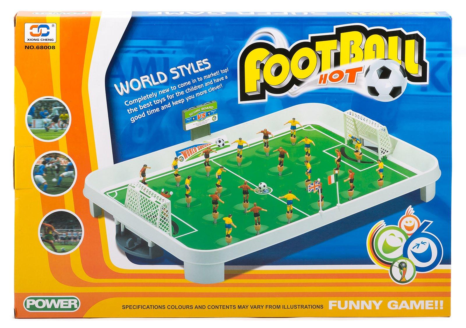 Купить Настольная игра Shantou Gepai Футбол с табло, Настольный футбол для детей