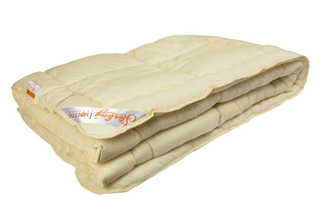 Одеяло Лебяжий пух - искусственный Лето 200x220, Евро