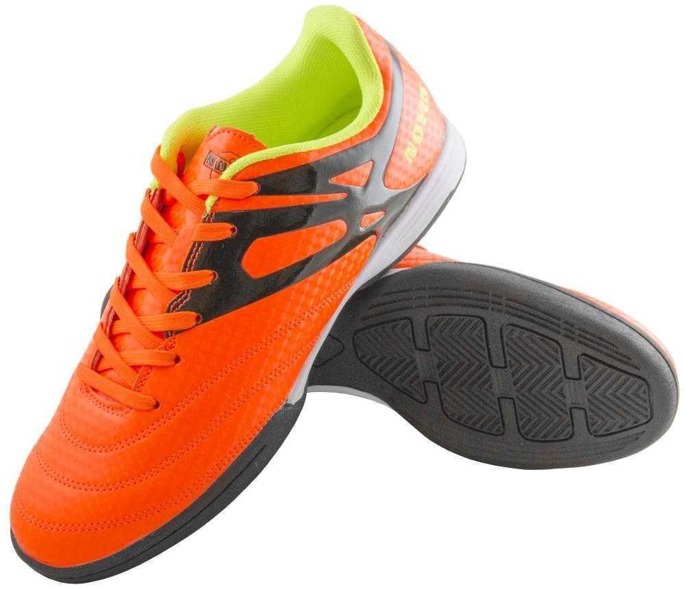Бутсы Novus NSB-20 Indoor, оранжевый, 38 RU NSB-20 Indoor по цене 1 440