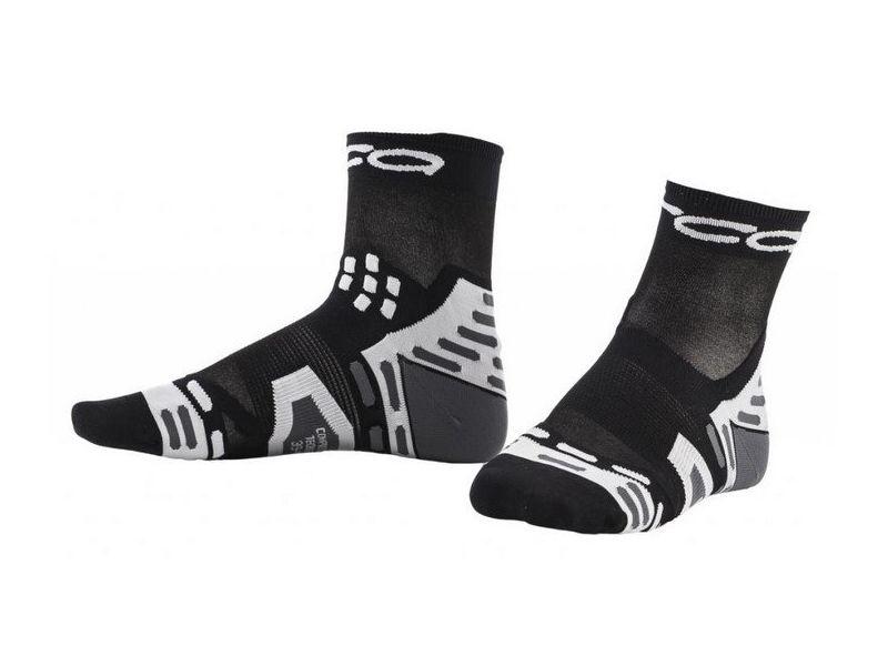 Носки Orca Comp Ultralite Racing Sock черный M INT.