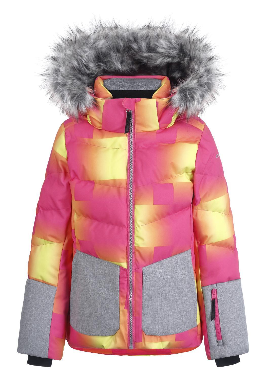 Куртка Горнолыжная Icepeak 2020-21 Lomita Jr Hot Pink (Рост:122)