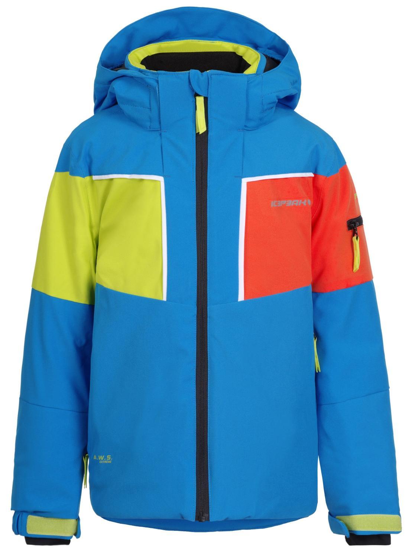 Куртка Горнолыжная Icepeak 2020-21 Lisbon Jr Royal Blue (Рост:122)