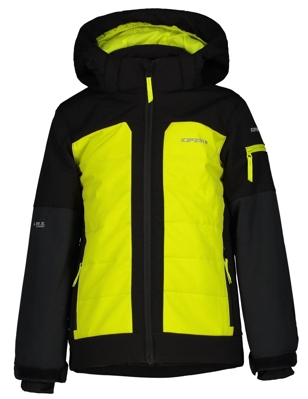 Куртка Горнолыжная Icepeak 2020-21 Levant Jr Black (Рост:122)