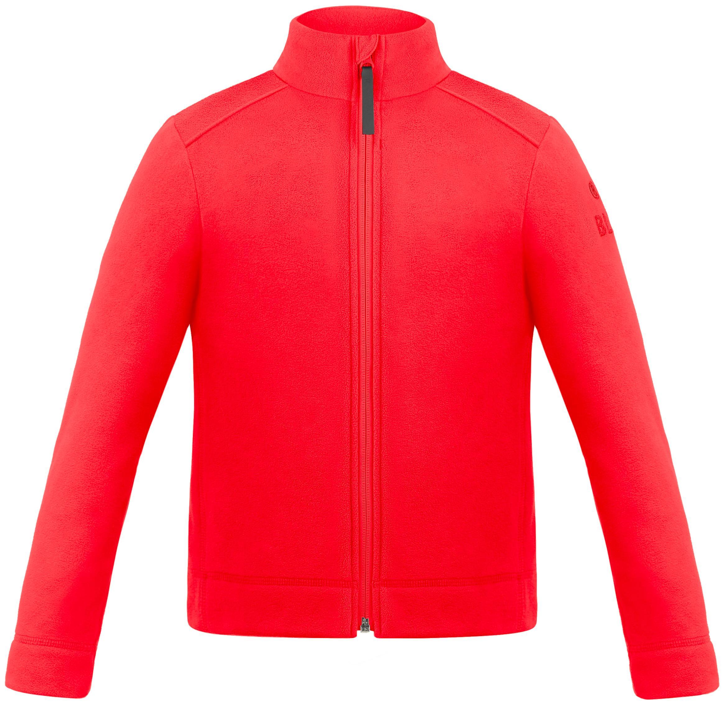 Купить Флис Горнолыжный Poivre Blanc 2020-21 W20-1510-Jrby Scarlet Red 5 (Возраст:14A),